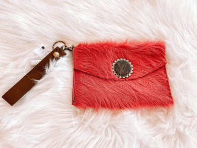 A Little Flirty Envelope Wristlet