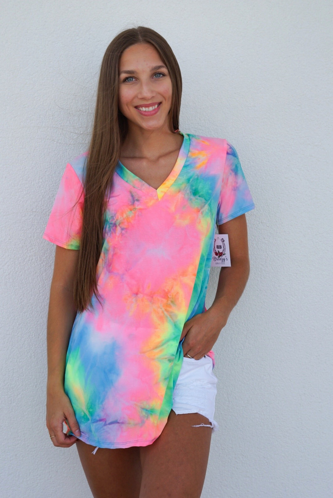 Pick Me Up Neon Shirt