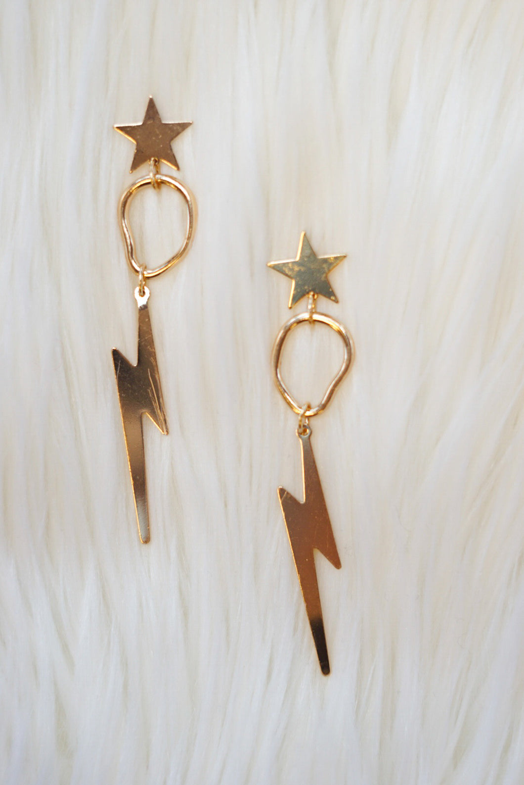 Flash of Light Earrings