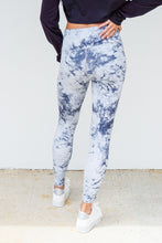 Load image into Gallery viewer, Tie Dye Dare-Devil Leggings