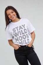 Load image into Gallery viewer, Stay Wild Moon Child Tee