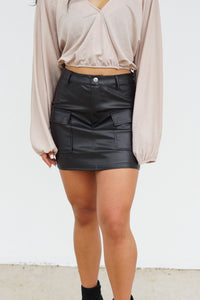 Ride Or Die Baby Skirt