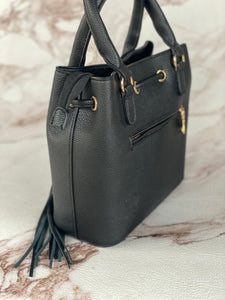 Basic Handbag Repurposed LV