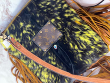 Load image into Gallery viewer, Repurposed LV 'Electric Feel' Purse