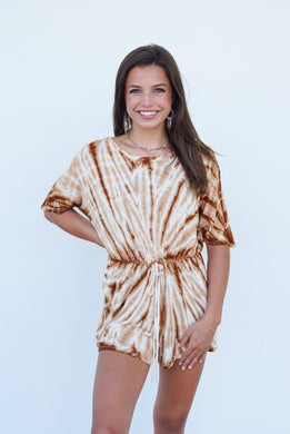 Wanderer At Heart Romper