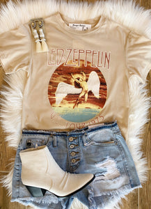 LED ZEPPELIN U.S TOUR TEE