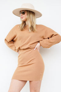 Wish You Well Sweater Dress