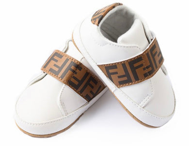 Infant Fendi Dupe Shoes