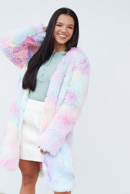 Fuzzy and Fun Coat