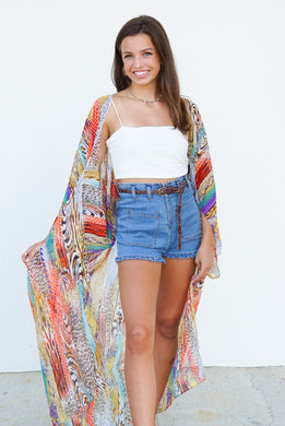 Perfect In His Eyes Kimono