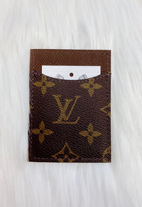 LV CC PHONE STICKER