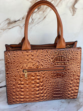 Load image into Gallery viewer, Large LV  Croc Totes