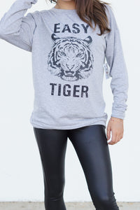 Easy Going Tiger Shirt
