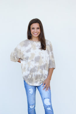 Seize The Day Tie Dye Top