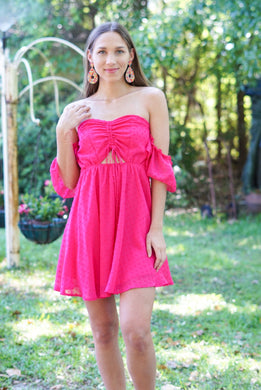 SWEETHEART BABY DOLL DRESS