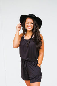 Keep it Simple Love Romper