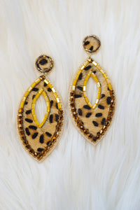 On The Prowl Earrings