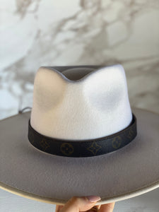 LV Hat Band