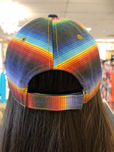 Load image into Gallery viewer, LV jean multi striped hat