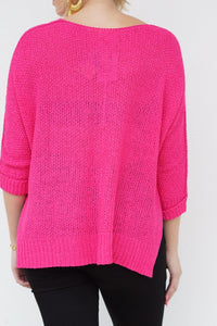 Pick Me Up Knit Sweater