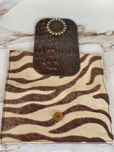 Load image into Gallery viewer, LV Cowhide Zebra Wallet