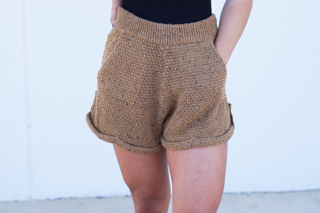 Cozy Me Up Shorts