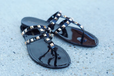Studded And Stunning Sandals
