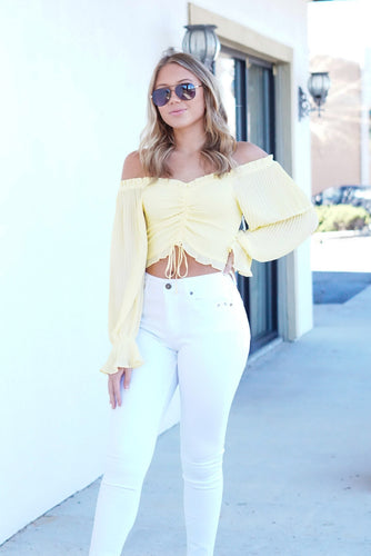 Sugar Parfait Crop Top