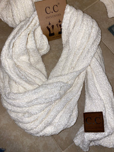 Chenille Scarves - Breazy's Boutique