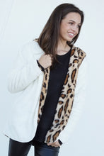 Load image into Gallery viewer, Livin' On The Wild Side Reversible Jacket