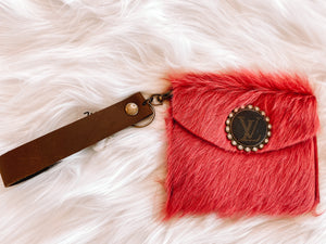 A Little Flirty Mini Envelope Wristlet