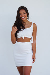 Barefoot Two Piece Skirt