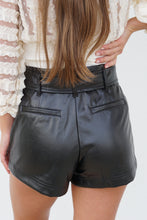 Load image into Gallery viewer, She's Got It Leather Shorts
