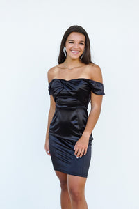 Midnight Daydream Mini Dress