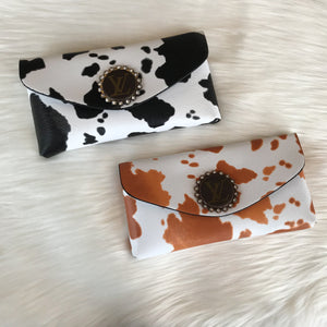 Move Over Cow Print Cross Body/Fanny Pack