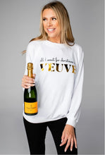 Load image into Gallery viewer, Veuve For Christmas Please Top