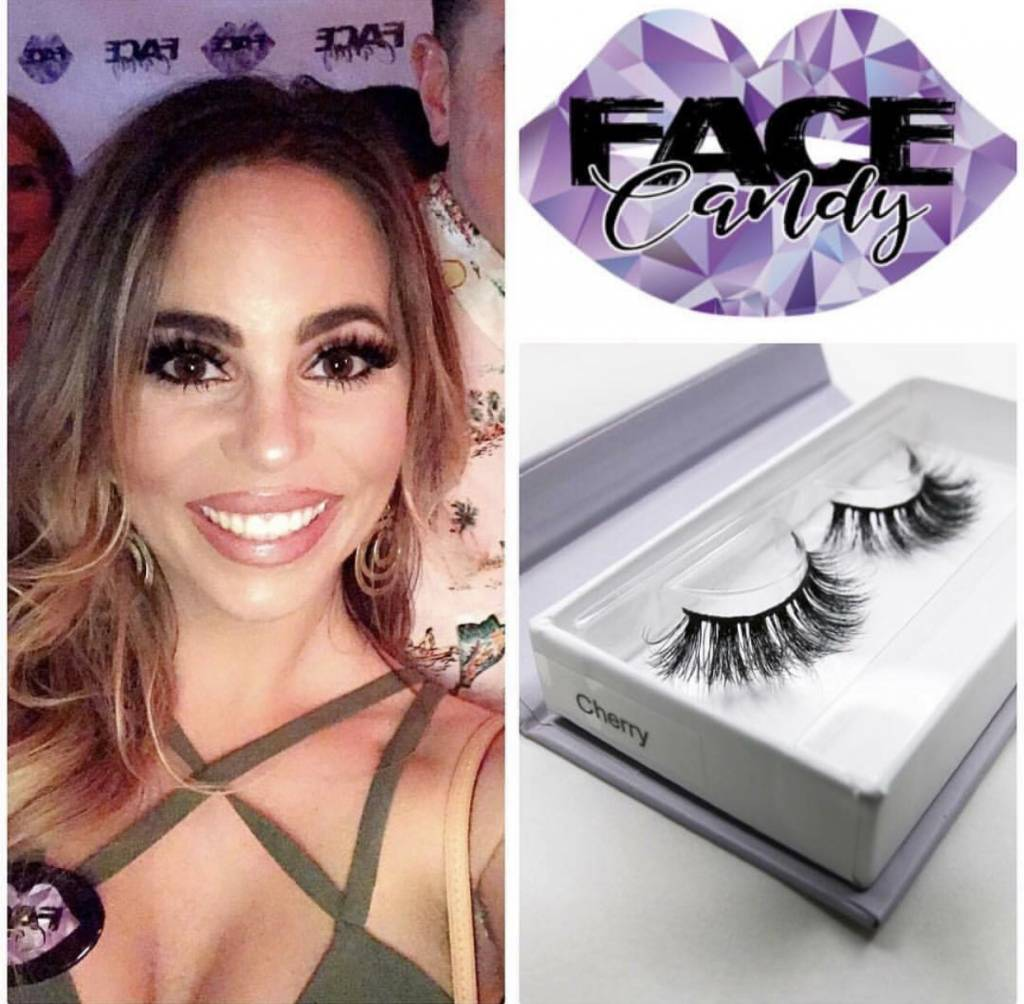 Face Candy 3D Mink Lashes-Cherry - Breazy's Boutique