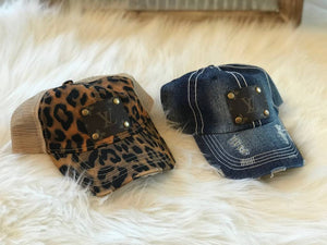 Lv Hat - Breazy's Boutique
