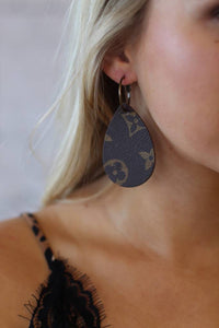 Louis Vuitton Teardrop Earrings