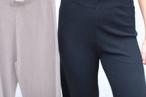 Ribbed Capris - Breazy's Boutique