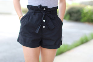 High Waist Shorts - Breazy's Boutique