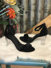 Load image into Gallery viewer, Clear-Heeled High Heels - Breazy's Boutique