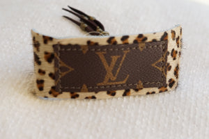 Lv Cheetah Cuffs