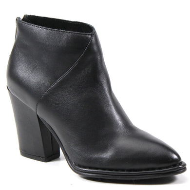 Leather Booties - Breazy's Boutique
