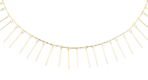 SHAKE SPIKE CHOKER - Breazy's Boutique
