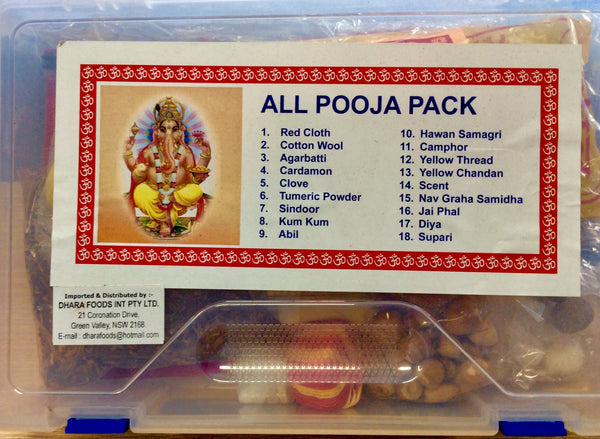 ALL POOJA PACK