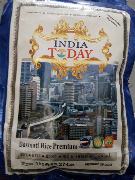 Basmati Rice, India Today,1kg