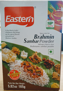 BRAHMIN SAMBAR POWDER, Eastern 165G