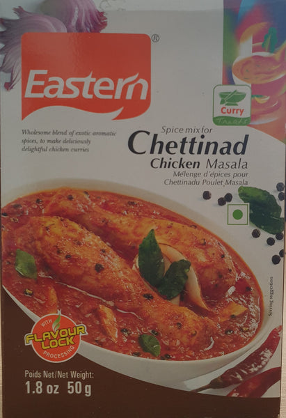 CHETTINADU CHICKEN MASALA, Eastern 50G