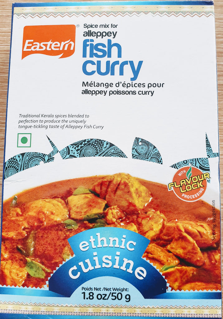 Eastern Alleppey Fish Curry